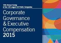 Corporate Governance Survey 2015